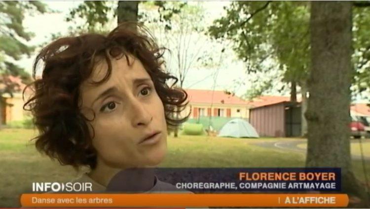 reportage de France TV à Aurillac en 2016